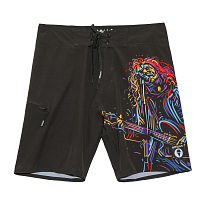 69slam NIKO LTD EDT 4 WAYS BOARDSHORT SING SOLO