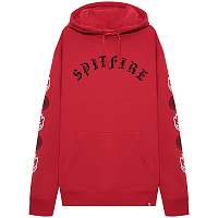 Spitfire HD OLD E COMBO SLV RED