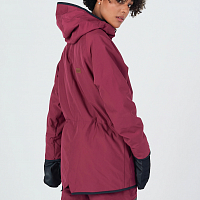 Planks THE People's Parka PLUM