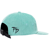 Vans FABIANA CORD HAT Oil Blue