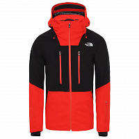 The North Face M ANONYM JKT BLACK/FIERY RED (TJ2)