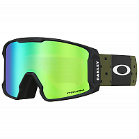 Oakley LINE MINER BLOCKOGRAPHY DARK BRUSH W/PRIZMJDEGBL