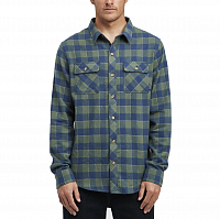 Billabong ALL DAY FLANNEL LS S FOREST