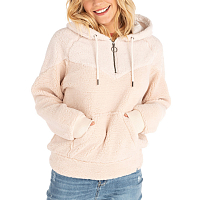Rip Curl ISLAND HOODED POLAR FLEECE SEA SALT