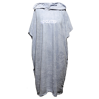 Rip Curl SURF ESS HOODED TOWEL LIGHT BLUE