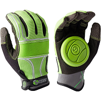 Sector9 BHNC - SLIDE GLOVES GRN