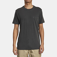 RVCA PTC 2 PIGMENT SS PIRATE BLACK