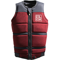Follow SURF EDITION MENS JACKET RED WINE