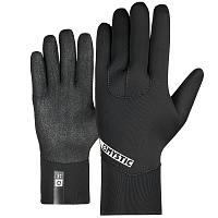 Mystic STAR GLOVE 3MM 5FINGER BLACK