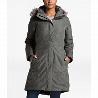 The North Face W ARCTIC PKA II TNFMEDIUMGRYHT (DYY)