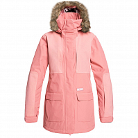 DC PANORAMIC JKT J SNJT DUSTY ROSE