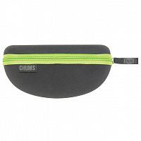 Chums TRANSPORTER BLACK/BRIGHT GREEN