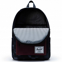 Herschel CLASSIC X-LARGE NIGHT CAMO/PLUM DOT CHECK/CHECKER
