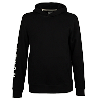 Hurley M BURN BABY FLEECE PULLOVER BLACK