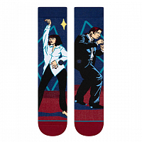 Stance FOUNDATION I WANT TO DANCE RED