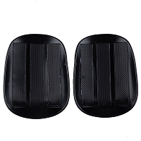 Smith Scabs ELITE II REPLACEMENT CAPS BLACK