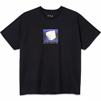 POLAR SKATE CO Isolation TEE BLACK