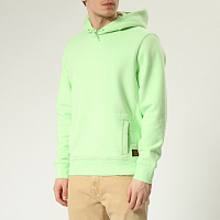 Levi's® SKATE PULLOVER HOODIE Paradise Green
