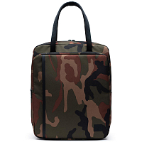 Herschel TRAVEL TOTE WOODLAND CAMO