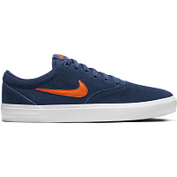 Nike SB CHARGE SUEDE MYSTIC NAVY/STARFISH-MYSTIC NAVY-WHITE