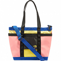 The North Face EXPLORE UTLTY TOTE TNFBLKEXTRME (NVZ)