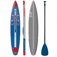 Starboard ALL STAR AIRLINE DELUXE SC + ТРАЕКТОРИЯ FIBERGLASS PRO 0