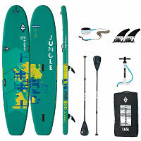 Aquatone Jungle 2+1 Rider Multi-person SUP ASSORTED