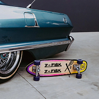 Z-Flex ZFX Comp - Cruiser PURPLE FADE