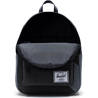 Herschel CLASSIC X-LARGE BLACK CROSSHATCH/QUIET SHADE/PERISCOPE