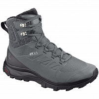 Salomon OUTBLAST TS CSWP Monument/Magn