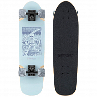 Landyachtz DINGHY ADVENTURE SKELETON one size