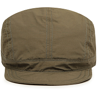 And Wander LASER HOLE NYLON TAFFETA CAP KHAKI