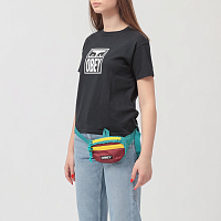 OBEY RAPIDS WAISTPACK FIG / TEAL
