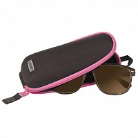 Chums SHADE SHELL BLACK/BRIGHT PINK