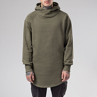 Majesty WOLFSHOOD HOODIE Army Green