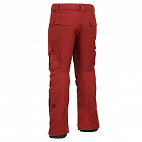686 MNS INFINITY INSL CARGO PANT RUSTY RED