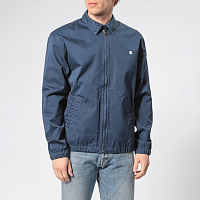 Carhartt WIP MADISON JACKET BLUE / WAX (RINSED)