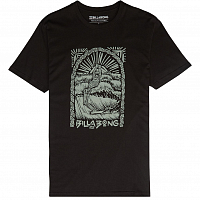 Billabong DEAD WALK TEE SS BLACK