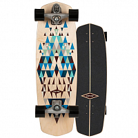 Carver C7 Prisma Surfskate Complete RAW