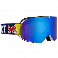 Spect RED BULL TRANXFORMER MATT WHITE – BLUE HEADBAND
