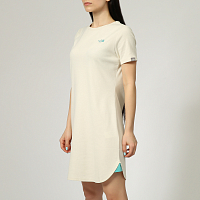 The North Face W SIMPLE DM DRESS VINTAGE WHIT (11P)