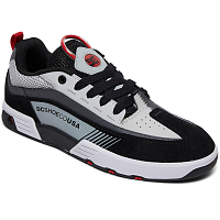 DC LEGACY98 SLM M SHOE BLACK/GREY/RED