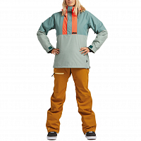 Airblaster LADY TRENCHOVER ATLANTIC HOT CORAL