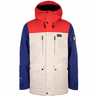 Planks Good Times Insulated Jacket Bone
