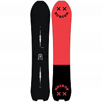 Burton SKELETON KEY 154