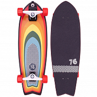 Z-Flex Surf-a-gogo Surfskate Fish 31