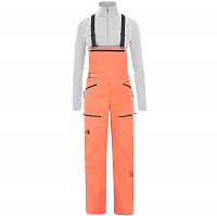 The North Face W PURIST BIB RADIANT ORANGE (CA1)