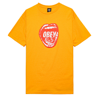 OBEY SCREAMIN' LIPS GOLD