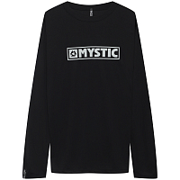Mystic STAR L/S QUICKDRY BLACK