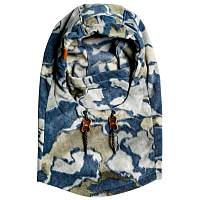 Quiksilver PRESTON HOOD M NKWR BLACK SIR EDWARDS